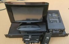 A Lot A Crestron Systems Accessories.