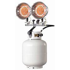 Mr. Heater F242650 Tank Top Heater, Twin Burner, 8,000 - 30,000 BTU