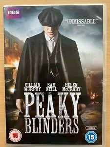 Peaky Blinders Season 1 DVD BBC Crime Drama Series