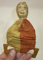 Early Yellow Kid scissor toy, Richard Outcault, 19th century comic character