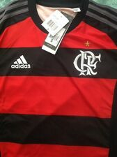 adidas 2015 flamengo CRF brasil soccer futbol jersey new with tag size S mens