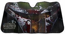 Star Wars Boba Fett Han Solo Sunshade Windshield Wind Shield Sun Shade Visor Car