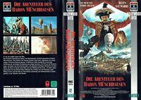 (VHS) Die Abenteuer des Baron von Münchhausen - John Neville, Eric Idle (1988)