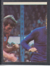 Panini Top Sellers - Football 74 - # 33B Puzzle Card- Chelsea v Manchester City