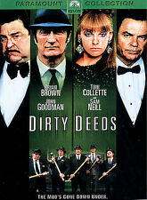 DIRTY DEEDS DVD (2003) John Goodman Sam Neill Bryan Brown Toni Collette