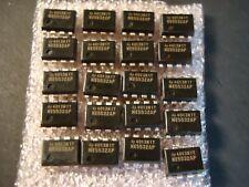 Nos Lot of 20 Texas Inst. Ne5532 Dual Audio Op-Amp