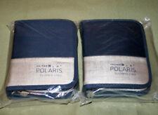 2 United Polaris Business Class Amenity Kits, New, Sealed! FREE 2-DAY SHIPPING!