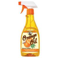 Howard ORS016 Orange Oil Furniture Clean/Polish, 16 Oz