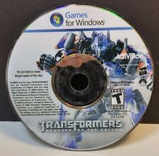 Transformers: Revenge of the Fallen (PC, 2009) DISC ONLY