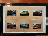 Harry Stegmaier, B&O Baltimore & Ohio CSX Cabooses 🚂 #76 Lot of 6