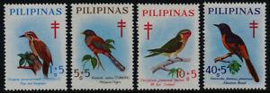 Philippines B36-9 MNH Birds
