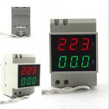 AC 100A 300V LCD Digital Volt Voltage Watt Current Power Meter Ammeter Voltmeter