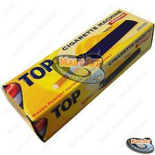 TOP 100MM Cigarette Maker Rolling Making Hand Tobacco Injector Machine Long 100s