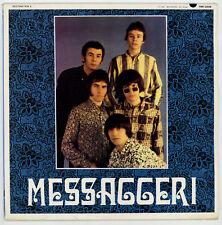 ITALIAN BEAT ! - MESSAGGERI : same - LP ITALY 1995 - compilation of 60s