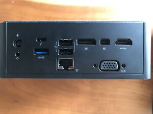 DELL TB16 THUNDERBOLT DOCKING Station With 90W Adapter