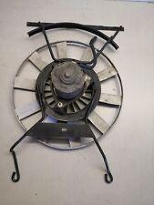 ventilateur moteur  renault clio 16s