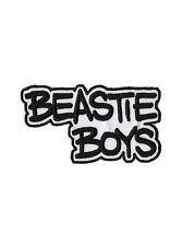 Beastie Boys Logo Band Rock & Roll Rap Hard Core Hip Hop Patch