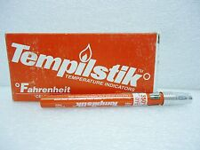 Tempil Tempilstik 350 F 177 C Temperature Indicators Lead Free  1 pc ea