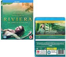 RIVIERA 1 (2017): Julia Stiles - British Drama TV Season Series - BLU-RAY NEW UK