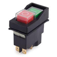 250V IP55 KJD17 KLD28 Schalter 4-Pin Wippenschalter Für Werkstatt Maschinen Neu