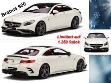 Brabus 900 in Polar weiß  Limitiert 1.250 Stück  GT Spirit GT747  1:18
