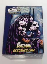 """Heroclix 2013 Convention Exclusive Batman """"Red Rain"""" #D-012 LE figure w/card!"""