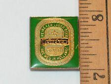 Heineken Beer Label Vintage Pin