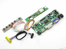 Kit For LP154W01-TLF1 HDMI + DVI + VGA + Audio LCD lvds Controller Driver Board