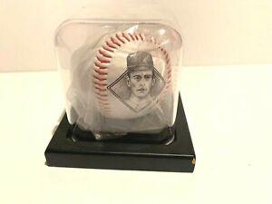 Astros Hall of Famer Nolan Ryan Collectors Commemorative Edition Signed Baseball