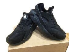 Zapatillas para hombre Nike Air Huarache tamaño 9.5 in Triple Negro