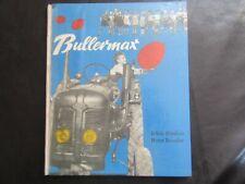 BULLERMAX-Horst Beseler-Traktor-Landmaschinen-DDR Kinderbuch-1.Auflage 1964