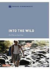 INTO THE WILD DVD GROSSE KINOMOMENTE EDITION NEU