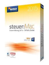 Wiso Steuer 2015 (Box) (1) - Vollversion für Mac KW42322