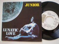 JUNIOR Lunatic Lover SPAIN PROM0 45 1975