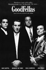 Goodfellas Movie Sheet 24x36 Poster Print Unframed Free Shipping