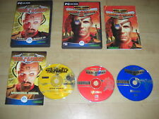 Comando y & conquistar C&c Red Alert 2 + Yuri's Revenge Add-On de expansión PC CD