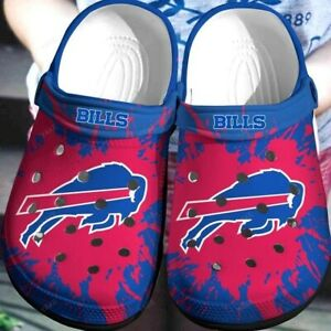 Buffalo Bills Crocs Crocband