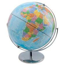 """Advantus 12"""" Political World Globe - World - 13"""" Width X 16"""" Height - 12"""""""