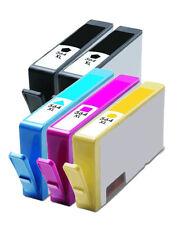 Reman HP 564XL Bk/C/M/Y Ink Cartridge for HP Deskjet 3070a 3522 3521 5PK