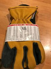 Shelby Size XL Firefighters Gloves,5280G