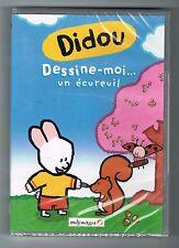 DIDOU - DESSINE-MOI... UN ÉCUREUIL - DVD - NEUF NEW NEU
