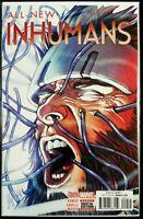 All New INHUMANS #9 (2016 MARVEL Comics) NM - Comic Book