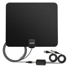 DVB-T/T2 Antenne Zimmerantenne Digitale Antenne HD 1080p TV Fernseher 25dB