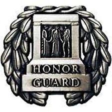 Metal Lapel Pin Army Logo and Emblems U.S. Army Tomb Honor Guard Badge New