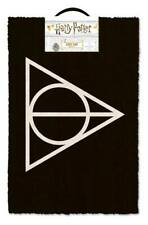 HARRY POTTER (DEATHLY HALLOWS) DOORMAT *OFFICIALLY LICENSED*