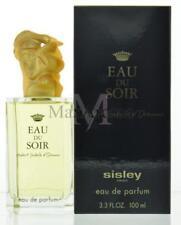 Eau Du Soir By Sisley For Women Eau De Parfum 3.3 Oz 100 Ml New In Box