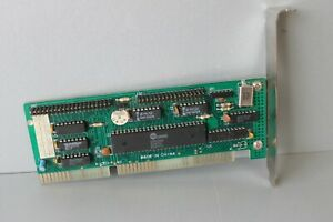 HDD, FDD controller for old motherboards, ISA bus