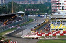 Ayrton Senna McLaren MP4/5B San Marino Grand Prix 1990 Photograph