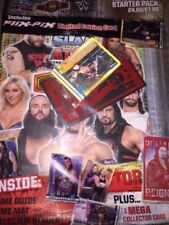 Topps WWE Wrestling Trading Cards 2017 Season