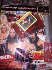 2017 Season Wrestling Trading Cards